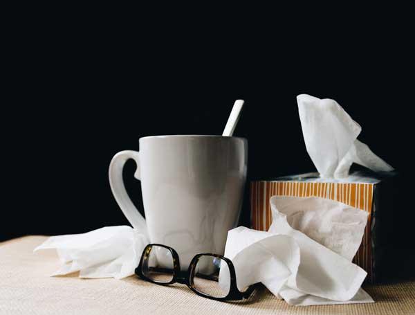 sintomas alergia humedad