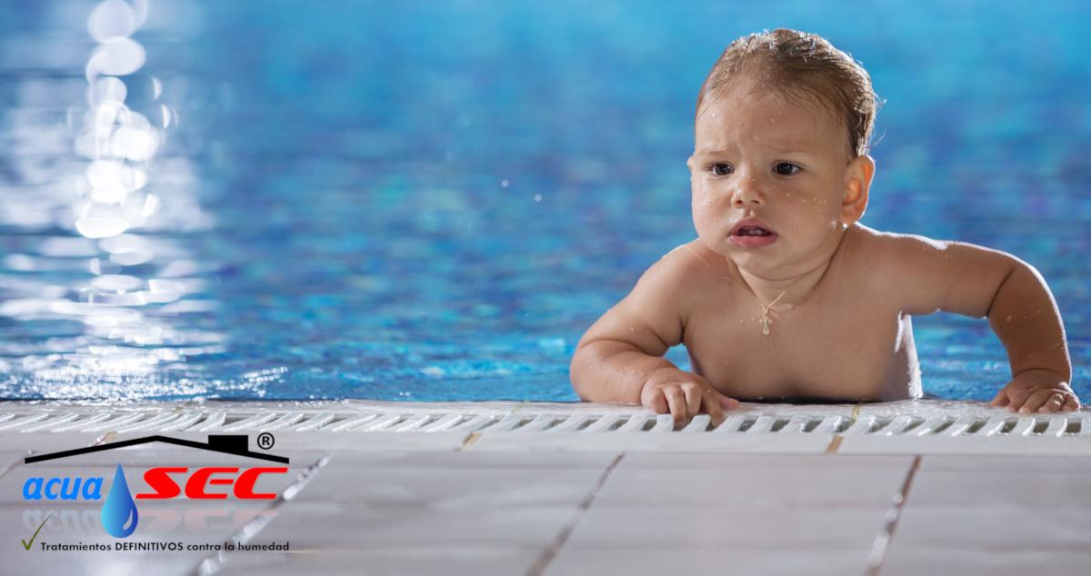 acuasec humedad piscina tratamiento