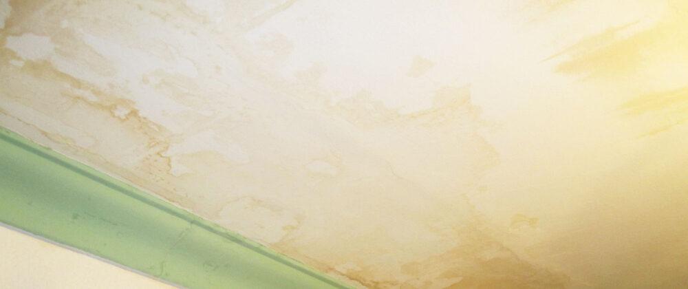 manchas-amarillas-en-el-techo-que-lo-produce